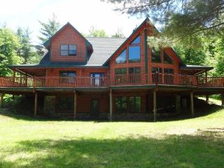 Spectacular Home, Amazing Views, Hot Tub & Sauna, Near Whiteface & Lake Placid - Upper Jay vacation rentals