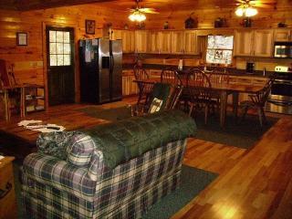 Nice 6 bedroom Cabin in Franklin - Franklin vacation rentals
