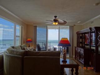 4th Floor, 3 bed/3 bath Direct Oceanfront Condo - Daytona Beach vacation rentals