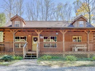 Delightfully Rustic 2BR Hendersonville Cabin w/Loft, Spacious Deck & Wonderful Views of the 'Holler' - Close to Excellent Outdoor Recreation, Shopping & Local Attractions! - Hendersonville vacation rentals