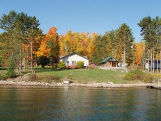 Lake Superior on Huron Bay Snug Harbor Retreat, MI - Skanee vacation rentals