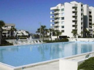Olympic Swimming Pool - OCEAN VIEW - PENSACOLA BEACH CONDO!  AFFORDABLE - Pensacola Beach - rentals