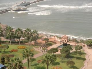 Lux Miraflores Duplx Ocean front BOOK ONLINE NOW - Miraflores vacation rentals