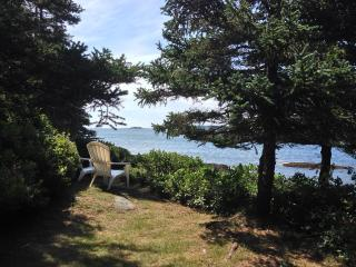 Spectacular Oceanfrontage & Private Cove - Winter Harbor vacation rentals