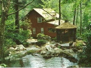 North Carolina Waterfall Vacation Home - Cullowhee vacation rentals