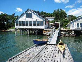 ON the water!...  Overlooking Freeport Harbor - Freeport vacation rentals
