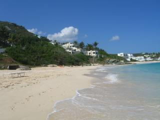 Amazing beachfront vacation Villa in best location - Dawn Beach vacation rentals