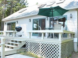 Waterfront home near Bar Harbor, abutting Acadia, - Tremont vacation rentals