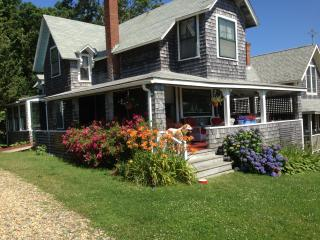 Ocean, lake, harbor and parkview Vineyard cottage - Oak Bluffs vacation rentals