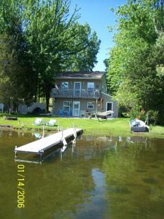 Beautiful House with Central Heating and Porch - Onsted vacation rentals
