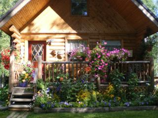 wasilla motel alternative beautiful log cabin - Wasilla vacation rentals