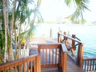 Waterfront Villa Miami Beach - North Bay Village vacation rentals
