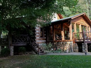 Nice Cabin with Deck and Internet Access - Sugar Grove vacation rentals