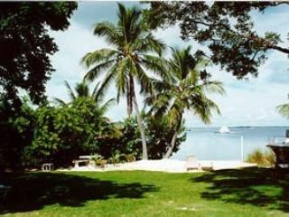 beach - Tropical Retreat With Sandy Beach - Key Largo - rentals
