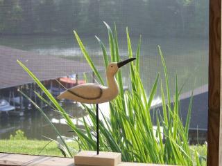 Beautiful waterfront mountain lake condo - Huddleston vacation rentals