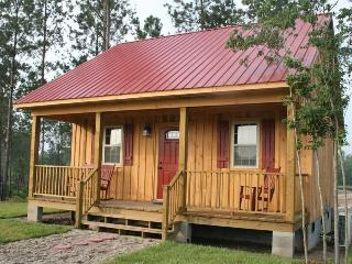 Beautiful Cabin with Internet Access and A/C - Elizabethtown vacation rentals