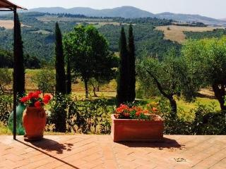 Casa Quintino Farmhouse- Holiday room rental - Gambassi Terme vacation rentals