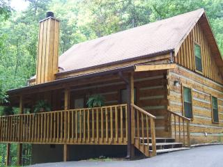 Real Log Cabin in the Smokies,Near Dollywood!!!!!! - Sevierville vacation rentals