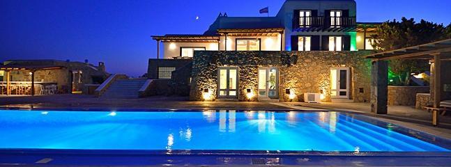 Blue Villas | Elysium | Beach Front - Image 1 - Paraga - rentals