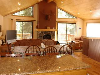 Boca Del Kujo, 5 Bdrm Luxury Home in Kings Beach - Tahoe Vista vacation rentals
