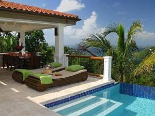 Abrigado, a breathtaking 4 bedroom luxury villa - Cruz Bay vacation rentals