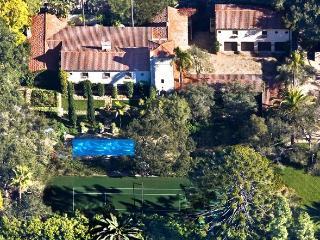 'Ravenscroft' Estate - Pool, Spa & Tennis Court - Santa Barbara vacation rentals