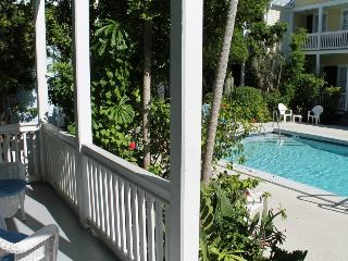 Conch Wind - Spacious Townhome in Private Compound - Key West vacation rentals