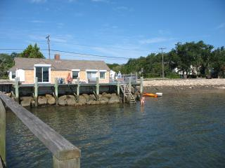 Topside BoatHouse on Pleasant Bay - South Orleans vacation rentals