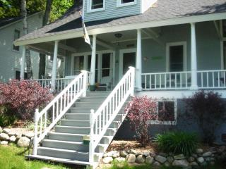 Charming Cottage with Deck and Internet Access - Petoskey vacation rentals
