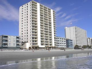 Spectacular Oceanfront Condo - Myrtle Beach! - Garden City vacation rentals