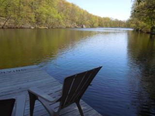 LAKEFRONT on LAKE JULIET  Very Private-  own Dock - Kinnelon vacation rentals