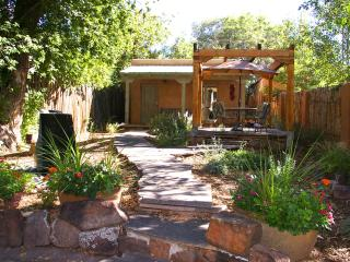 Casa Tres Hombres on Historic Canyon Road. - Santa Fe vacation rentals