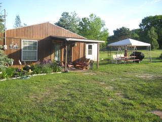 Clam Lake,Bellaire, Michigan vacation  rental - Bellaire vacation rentals