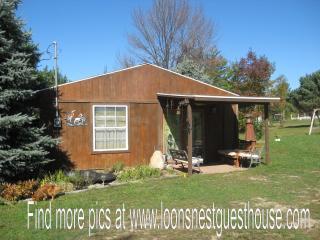 Clam Lake,Bellaire, Michigan vacation  rental - Bellaire vacation rentals