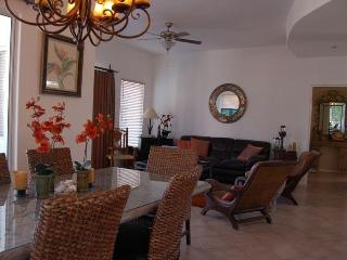Large 3 Bedroom Villa on the Golf Course - San Jose Del Cabo vacation rentals