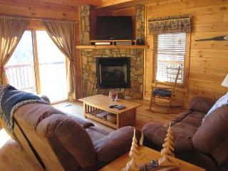3 bedroom Cabin with Deck in Todd - Todd vacation rentals