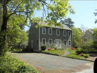 Walk to South Cape Beach From This 5-BR Colonial - Mashpee vacation rentals