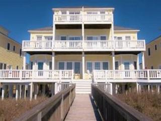 5 bedroom House with Internet Access in North Topsail Beach - North Topsail Beach vacation rentals