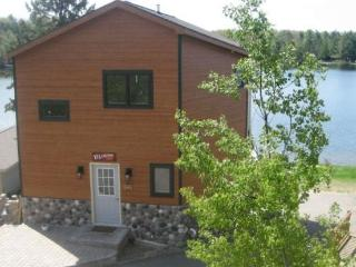 Lake Tomahawk WI vacation rental home by Minocqua - Lake Tomahawk vacation rentals