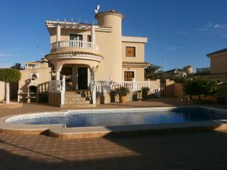Beautiful Villa with a Large Private Swimming Pool - La Marina vacation rentals