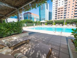 FIVE STAR LUXURY 2BR/2BA CONDO AT THE FOUR SEASONS - Miami vacation rentals
