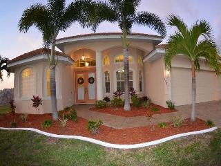 Gulf A Newly Built 3 Bdr, Home,Villa with Pool - Cape Coral vacation rentals