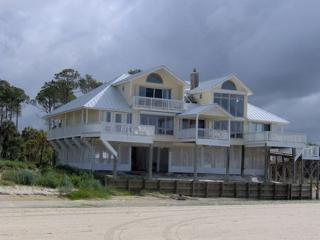 Bayou Belle : Beautiful 5 Bedroom Beachfront House - Port Saint Joe vacation rentals