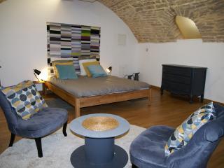 Les Cordeliers / Duplex inversé 85 m² - Dijon vacation rentals