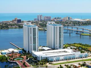 Waterfront Condo overlooking Daytona Beach - Holly Hill vacation rentals