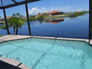 WATERFRONT LUXURY NEW HOME VILLA EXCLUSIVE - Cape Coral vacation rentals