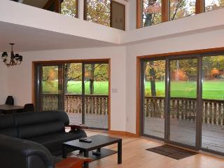 Modern Golf Course House On The Lake Wallenpaupack - Greentown vacation rentals