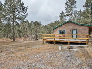 Private & Cozy 3BR Black Hills House w/Multiple Decks & Horse Corral - Minutes from Downtown Attractions & Outdoor Activities! - Custer vacation rentals
