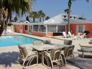 JUNE/JULY $PECIALS - LUXURY BEACHSIDE HOME  WITH POOL -  5BR/ 3BA -#348 - Daytona Beach vacation rentals