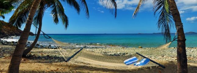 Amazing Private Beachfront Villa for 2-10 - Cruz Bay vacation rentals